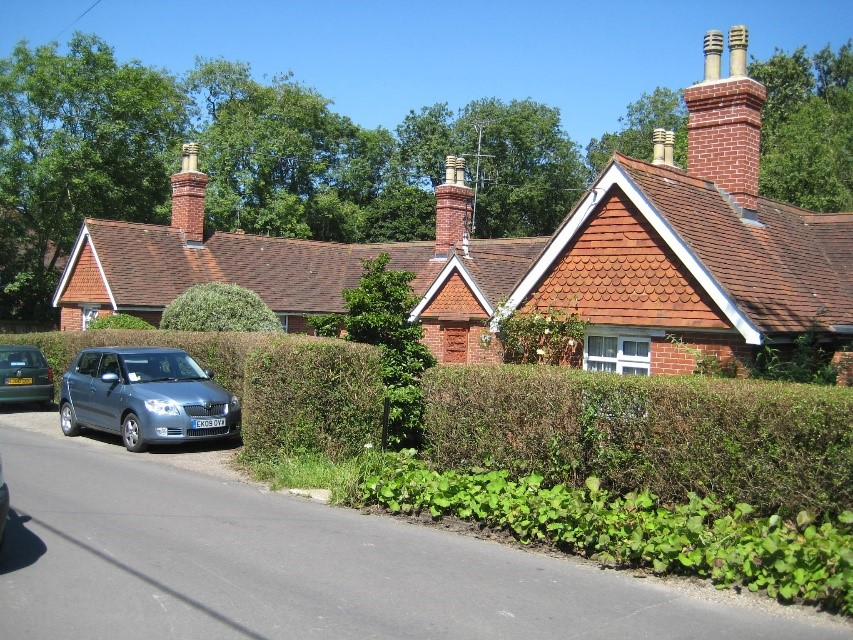 Existing Eames Almshouses