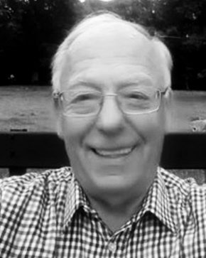 Mike was a Chartered Surveyor, retired from government advisory service, with wide experience in the management of rural land, and has lived in Steep for over 30 years.